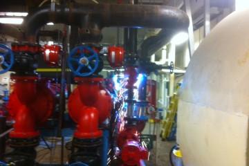 Natural Gas Piping