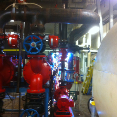 Natural Gas Piping